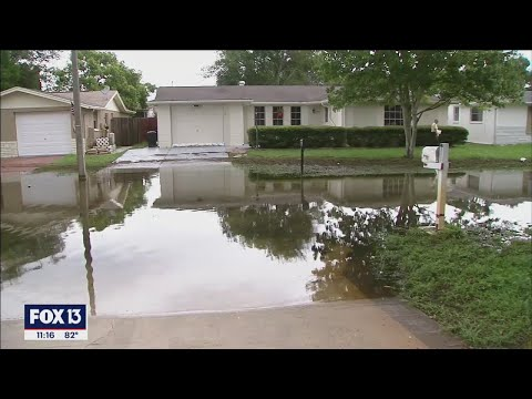 Flood insurance rates increase for many Florida homeowners as new FEMA calculations kick in