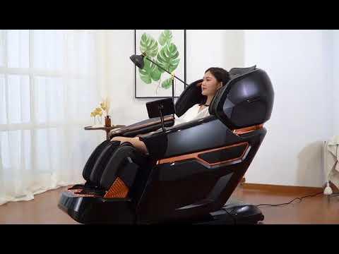 เก้าอี้นวด4Dแบบมืออาชีพ-รุ่นXT