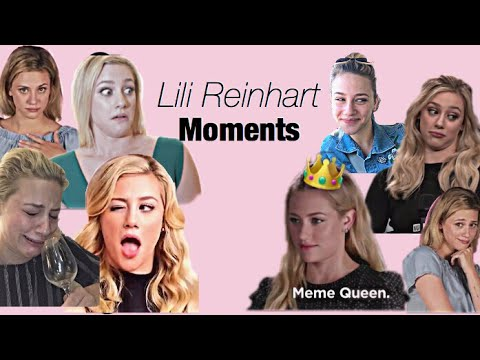 connectYoutube - Lili Reinhart | Funny & Cute Moments