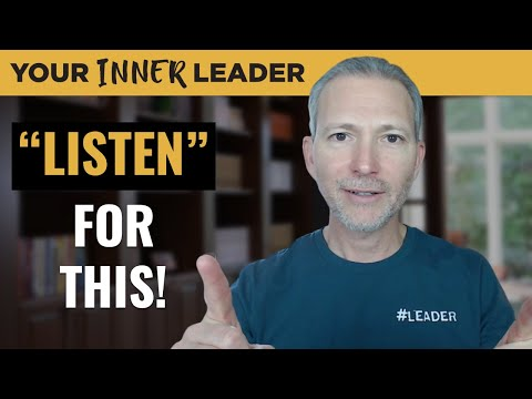 """Listen for This to """"Win"""" Difficult Conversations! photo"""