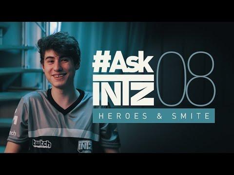 AskINTZ | #08 (HOTS e Smite)