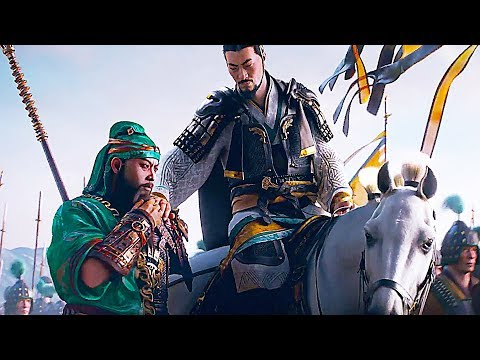 connectYoutube - TOTAL WAR THREE KINGDOMS Cinematic Trailer (2018)