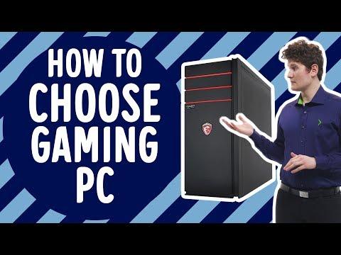 Hvordan vælger du den rigtige gaming PC? Elgiganten forklarer