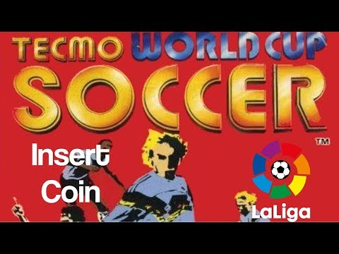 Tecmo World Cup Soccer (1990) - Hack La Liga by Pol the Indie Gamer