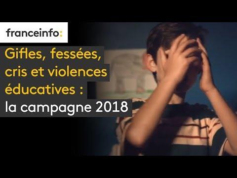 connectYoutube - Gifles, fessées, cris et violences éducatives : la campagne 2018