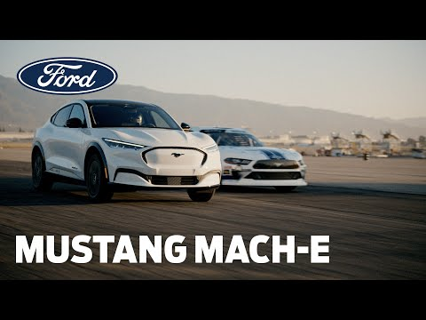 MUSTANG MACH-E v A PIT CREW | Over-the-Air Updates | Ford