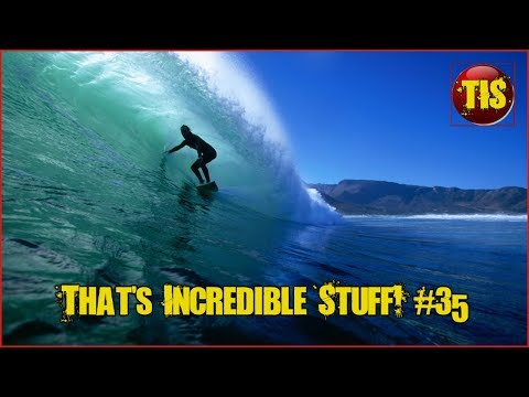 Amazing People Compilation やばい | Amazing People Video's Skills & Nature | That's Incredible! #35
