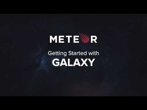 Meteor Galaxy - Deploy and Manage Meteor Apps