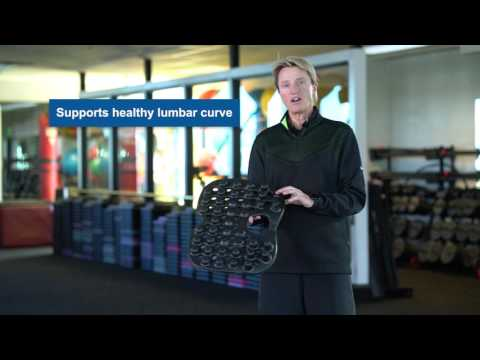 BackJoy - SitzRight Seat Cushion Intro