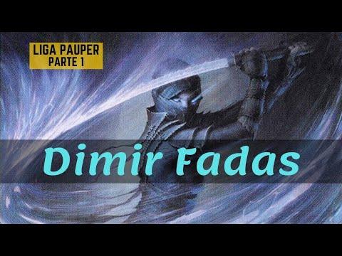 (LIGA PAUPER) UB Fadas (parte 1)