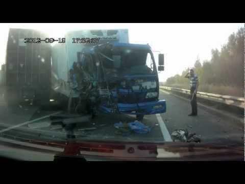 Rosyjscy kierowcy są niezniszczalni!