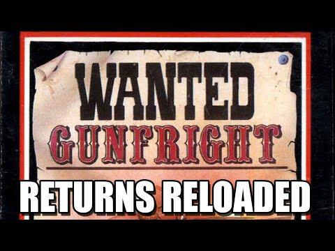GUNFRIGHT RETURNS RELOADED: NEW ZX SPECTRUM GAME