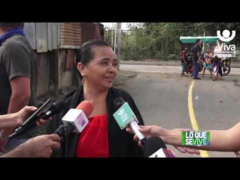 Lluvias de invierno correrán por asfalto en el barrio Carlos Núñez