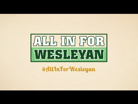 All In for Wesleyan!
