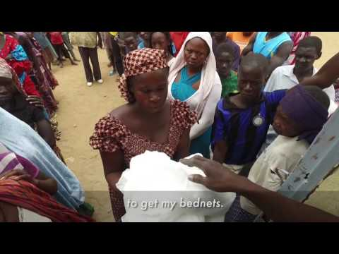 World Malaria Day 2017: mass bednet campaign reaches millions in Chad