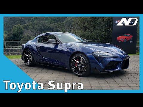 Toyota Supra - Ya lo manejó Alonso y esto tiene que decir - Primer Vistazo