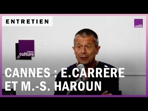 Vidéo de Emmanuel Carrère