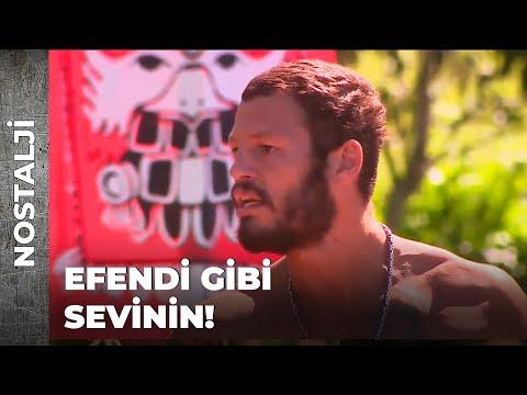 AVATAR ATAKAN'I SİNİRLENDİREN TEZAHÜRAT! | SURVİVOR NOSTALJİ