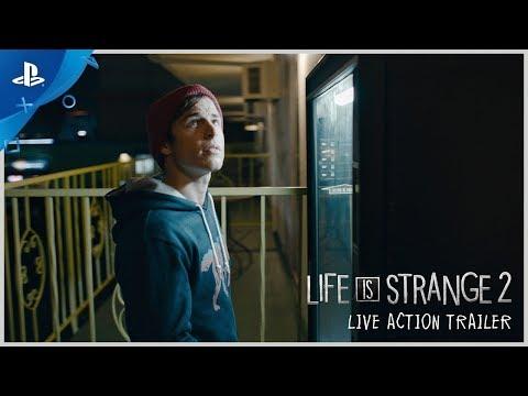 Life is Strange 2 – Live Action Trailer | PS4