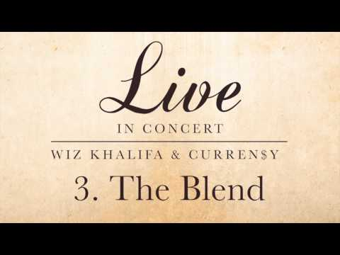 Wiz Khalifa & Curren$y - The Blend