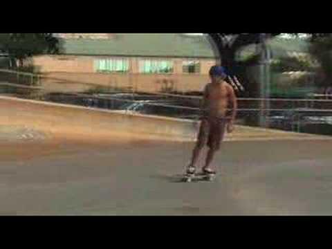 Red Bull Skateboarding A'ala Park Hawaii Demo