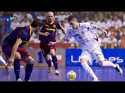 Caja Segovia – FC Barcelona Alusport | Semifinales – Copa deEspaña Segovia 2011