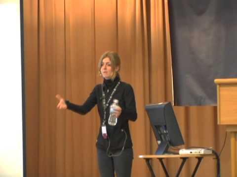 Image from PyCon Canada 2012 - Saturday Morning Keynote