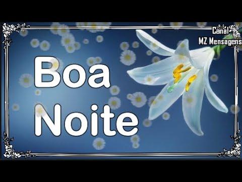 Boa Noite / Linda mensagem para Você / Em meio aos espinhos existem flores