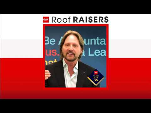Charles Antis of Antis Roofing & Waterproofing on The Industry | Roof Raisers by GAF