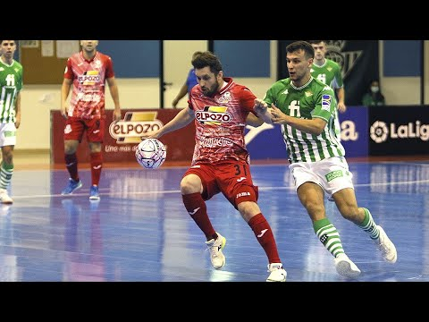 Real Betis Futsal - ElPozo Costa Cálida  Jornada1 Temp21-22