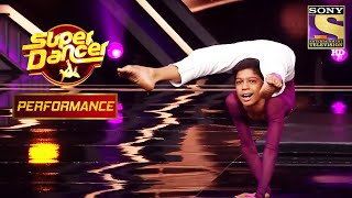 Jay के Acrobat Act से हुए Judges चकित | Super Dancer Chapter 3 - SETINDIA