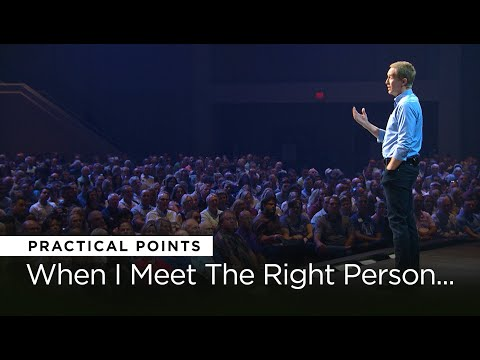 When I Meet The Right Person... | Love, Dates & Heartbreaks // Andy Stanley