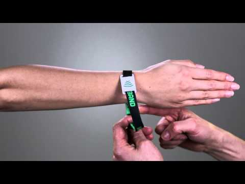 Intellitix - RFID Wristband Instructions for Entry Access