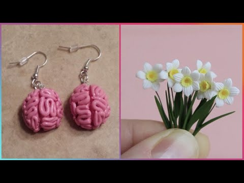 Creative Polymer Clay Ideas That Are At Another Level