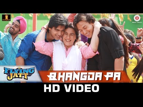 Bhangda Pa Lyrics - A Flying Jatt
