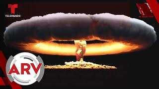 5 datos aterradores de bombas atómicas y cómo acabarían con la humanidad   Al Rojo Vivo   Telemundo