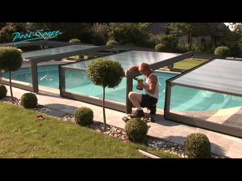Download youtube to mp3 reportage abris de piscine abrisud for Abrisud pool covers