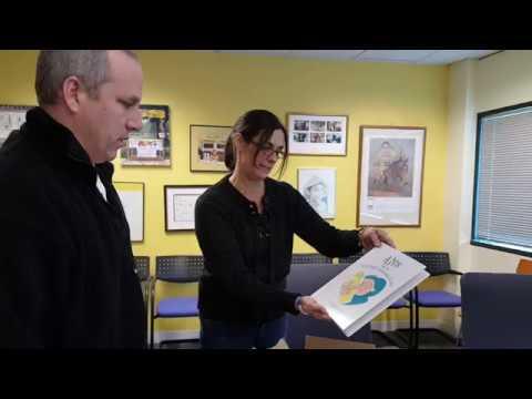 Lemon Ball 2017 Auction Item, Signed Book By Founder Alexandra Scott