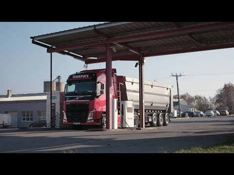 Volvo Trucks - How Czech haulier Vapas cut fuel consumption beyond expectations