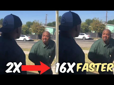 Lamar Roasts Franklin IRL but it keeps FASTER,Faster and FASTER