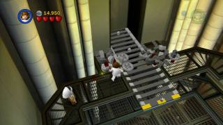 Lego Star Wars II: The Original Trilogy - Gameplay (PC)