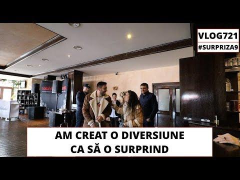AM CREAT O DIVERSIUNE ca să o surprind | #Surpriza9
