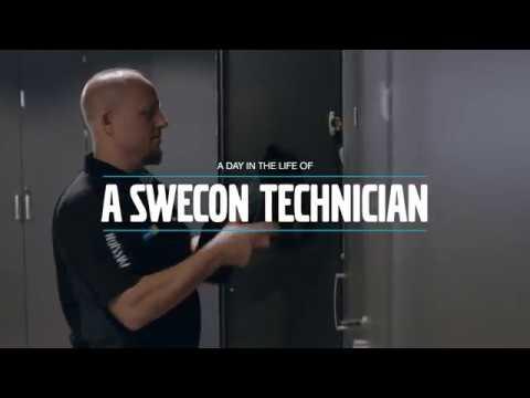 Möt Anton Laitamaa - en av Swecons tekniker i Kiruna