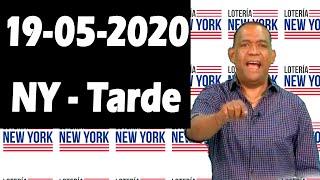 Resultados y Comentarios Nueva York Tarde (Loteria Americana) 19-05-2020 (CON JOSEPH TAVAREZ)
