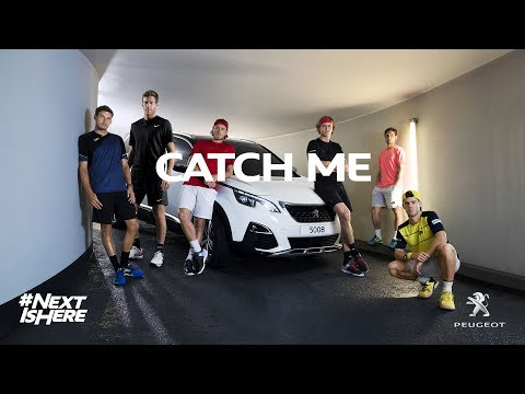 DRIVE TO TENNIS | Catch Me! 30s