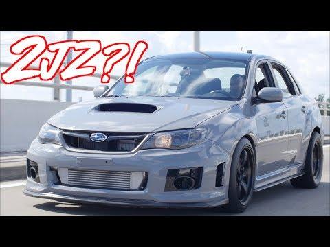 """2JZ Subaru WRX """"SupraRu"""" - The Most Reliable Subaru Ever""""!"""