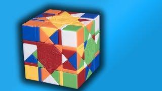 Bagua Cube