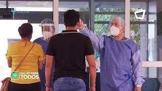 SALUD PARA TODOS || Emergencia del Hospital Vivian Pellas ante la pandemia de COVID-19
