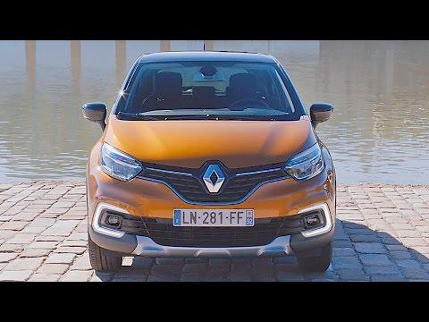 Renault Captur 2017 ? Interior Exterior [YOUCAR]