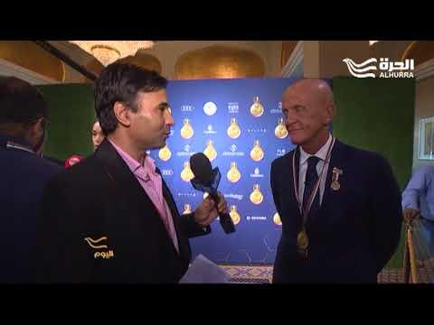 الإيطالي بيير لويجي كولينا... تحدث لكاميرا اليوم